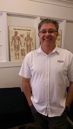 Five minutes with David Yaksich - Osteopathy Board Newsletter